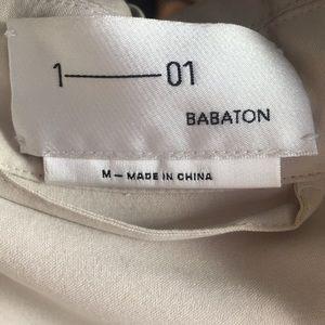 Aritzia Jackets & Coats - Kahlo jacket by Babaton 1–01 ; 100% silk